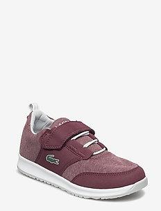 L.ight 416 1 - sneakers - dk burg /txt/syn