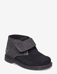 Sherbrook 416 1 - boots - blk/dk gry /txt/sde