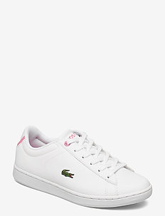 CARNABY EVO BL 2 SUJ - low-top sneakers - wht/pnk leather