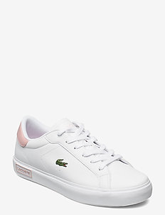 POWERCOURT 0721 1 SU - low-top sneakers - wht/lt pnk synthetic