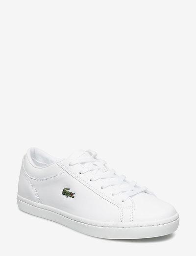 STRAIGHTSET BL 1 CFA - låga sneakers - wht lthr