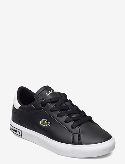POWERCOURT 0721 1 SU - lave sneakers - blk/wht synthetic