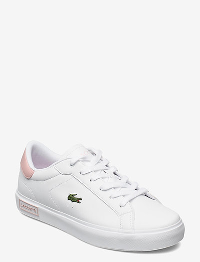 POWERCOURT 0721 1 SU - lave sneakers - wht/lt pnk synthetic