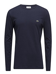 TEE-SHIRT&TURTLE NECK - NAVY BLUE