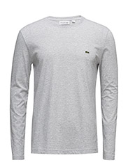 TEE-SHIRT&TURTLE NECK - SILVER CHINE