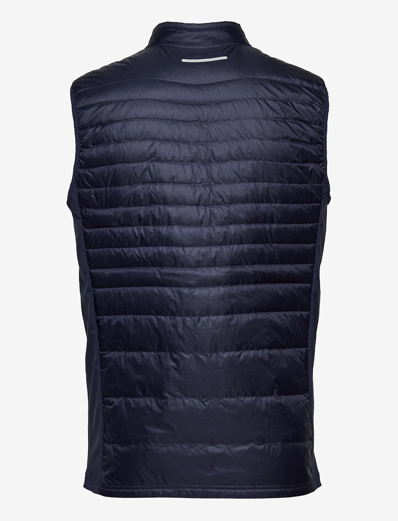 Lacoste - Men s jacket - golf jackets - navy blue/navy blue-navy blue - 1