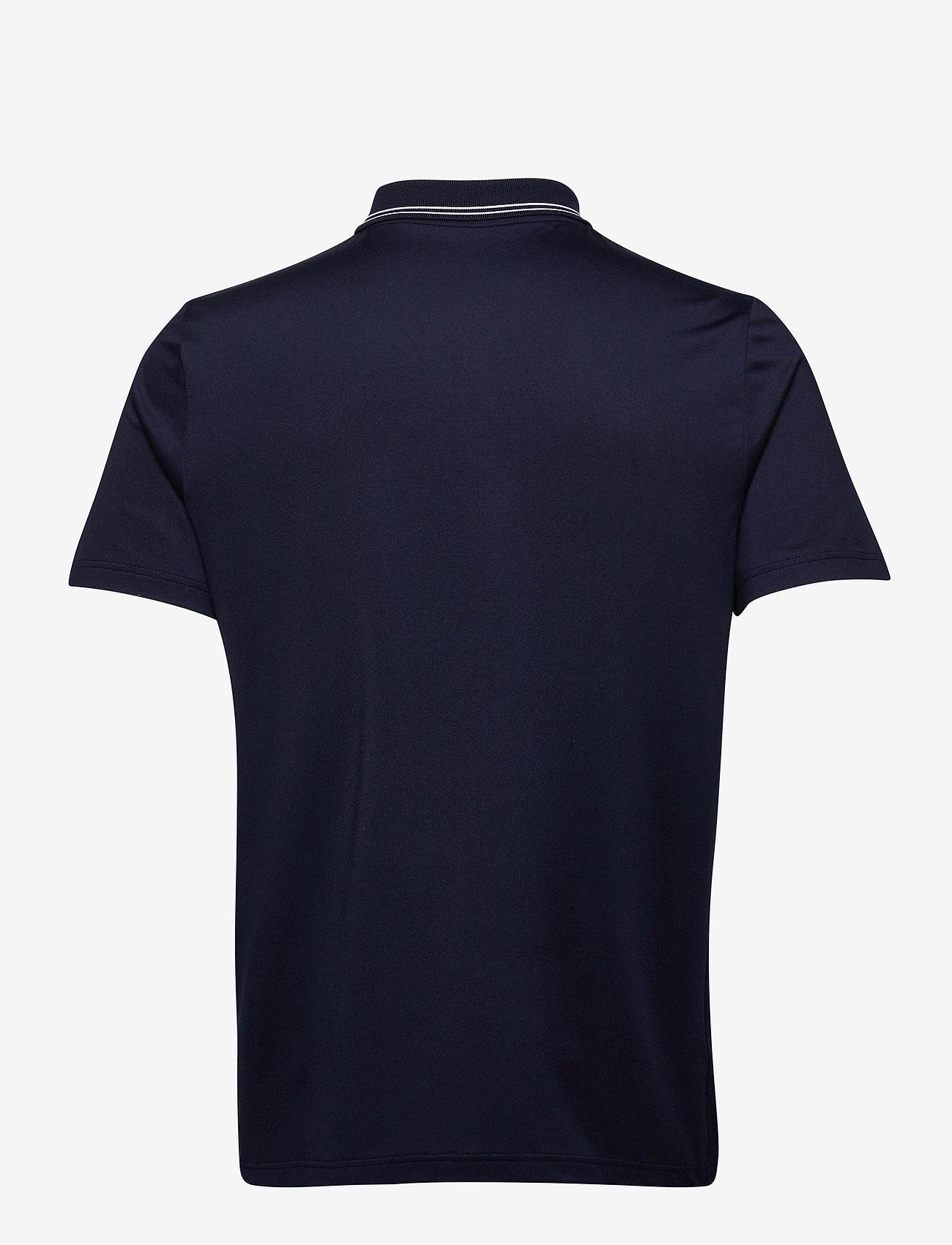 Lacoste - Men s S/S polo - kortærmede - navy blue/navy blue-white - 1