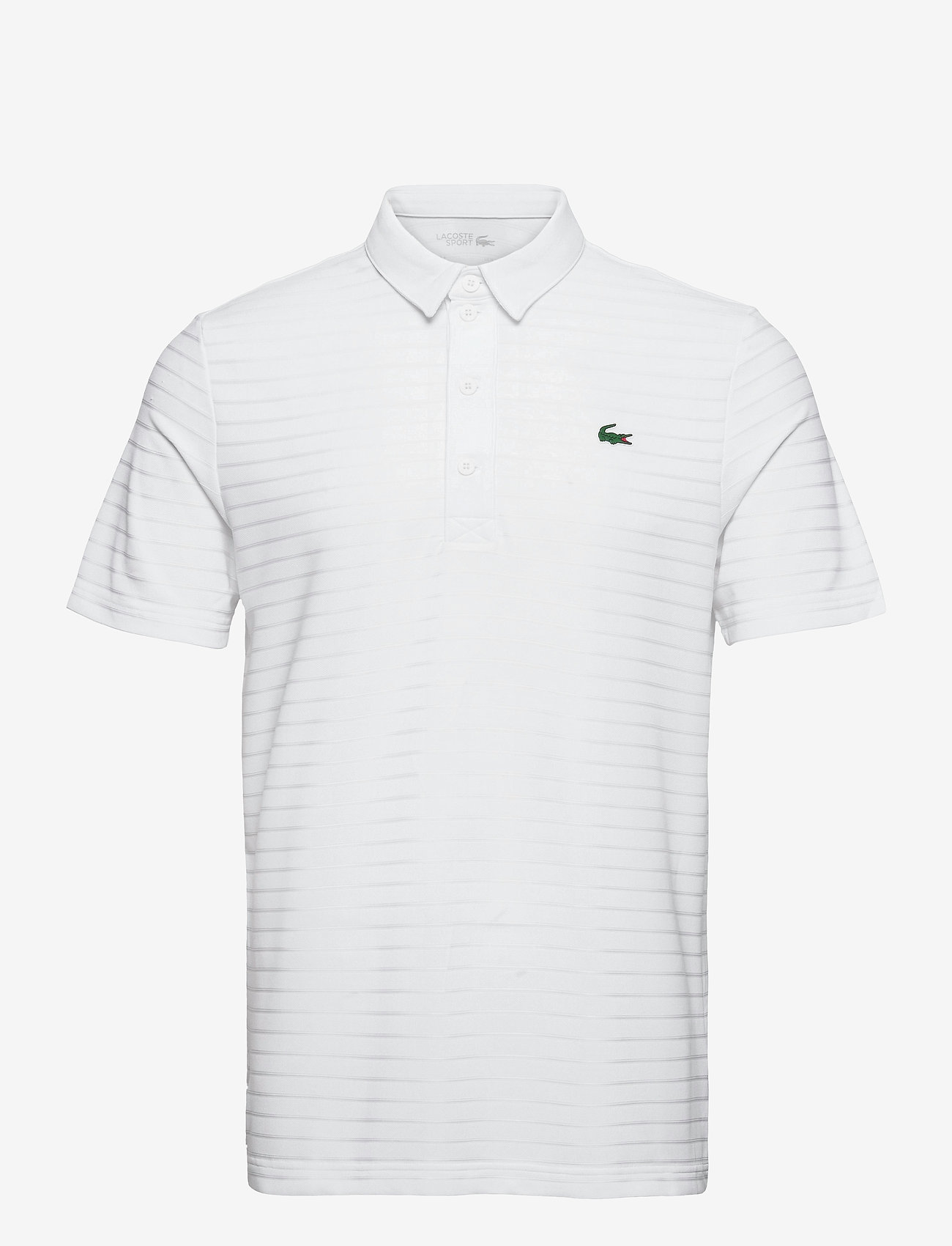 Lacoste - Men s S/S polo - kortærmede - white - 0