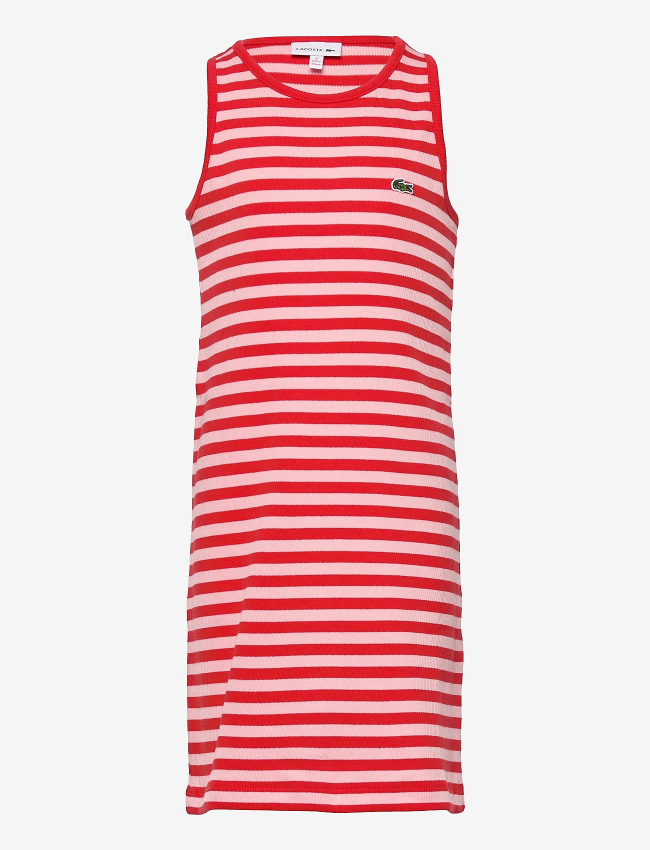 Lacoste - Children dress - jurken - redcurrant bush/bagatelle pink - 0