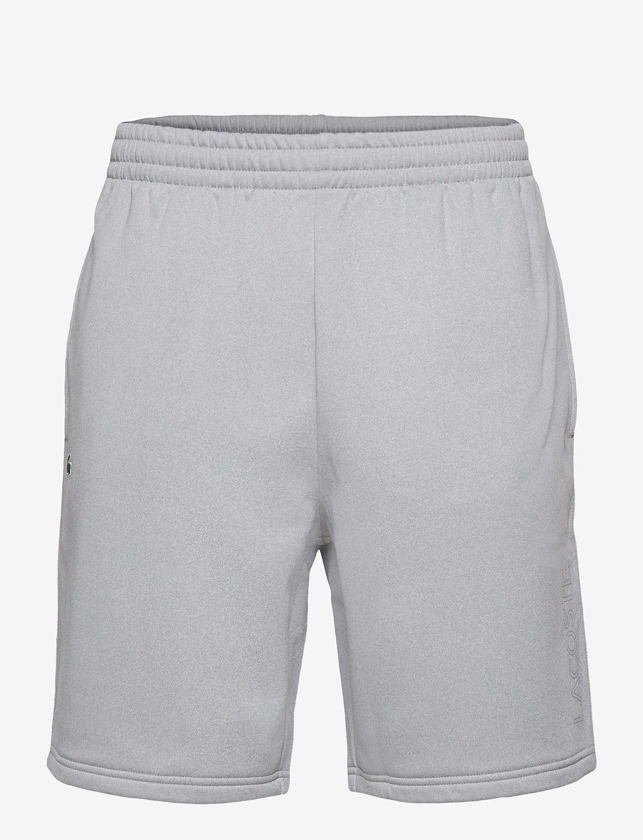 Lacoste - Men s shorts - training korte broek - silver chine/elephant grey - 0