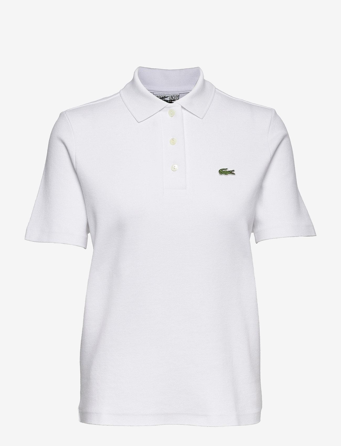 Lacoste - Women s S/S polo - polohemden - white - 0