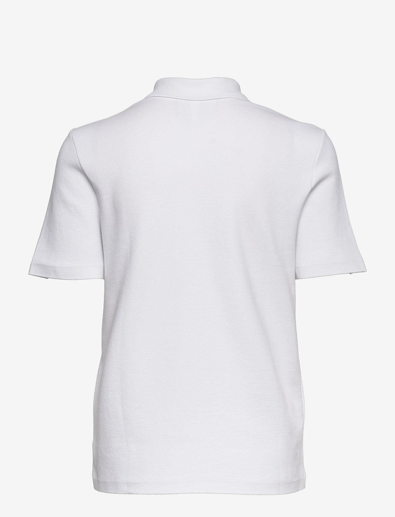 Lacoste - Women s S/S polo - polohemden - white - 1