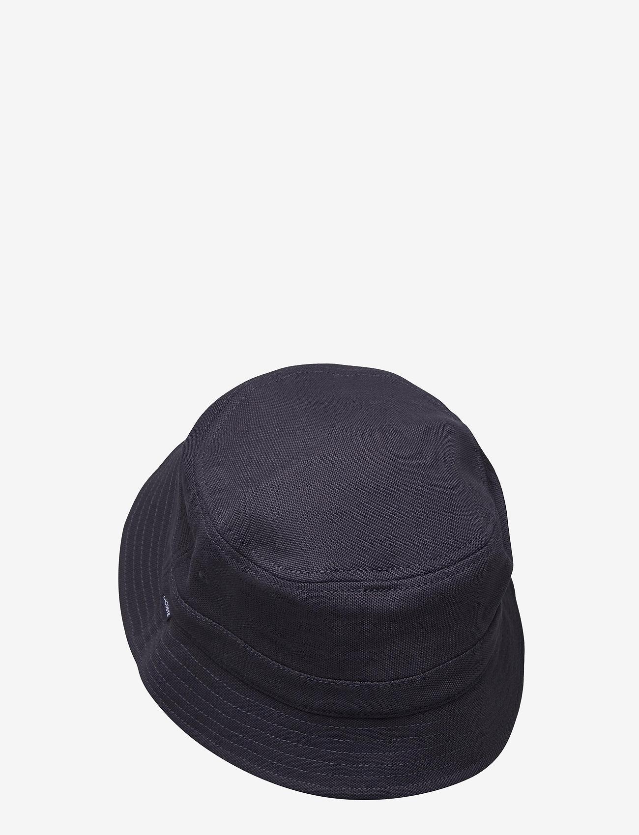 Lacoste - Cap - bucket hats - abysm - 1