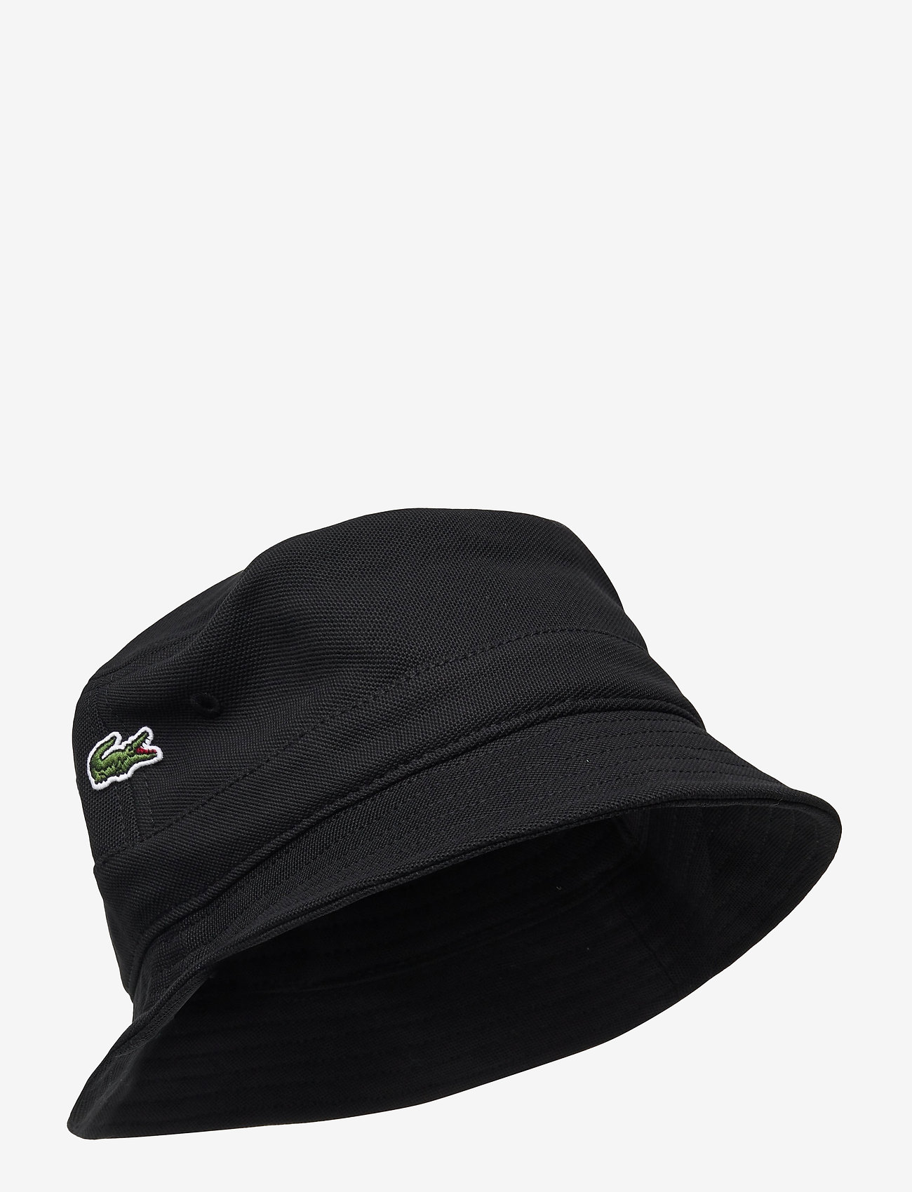 Lacoste - Cap - bucket hats - black - 0