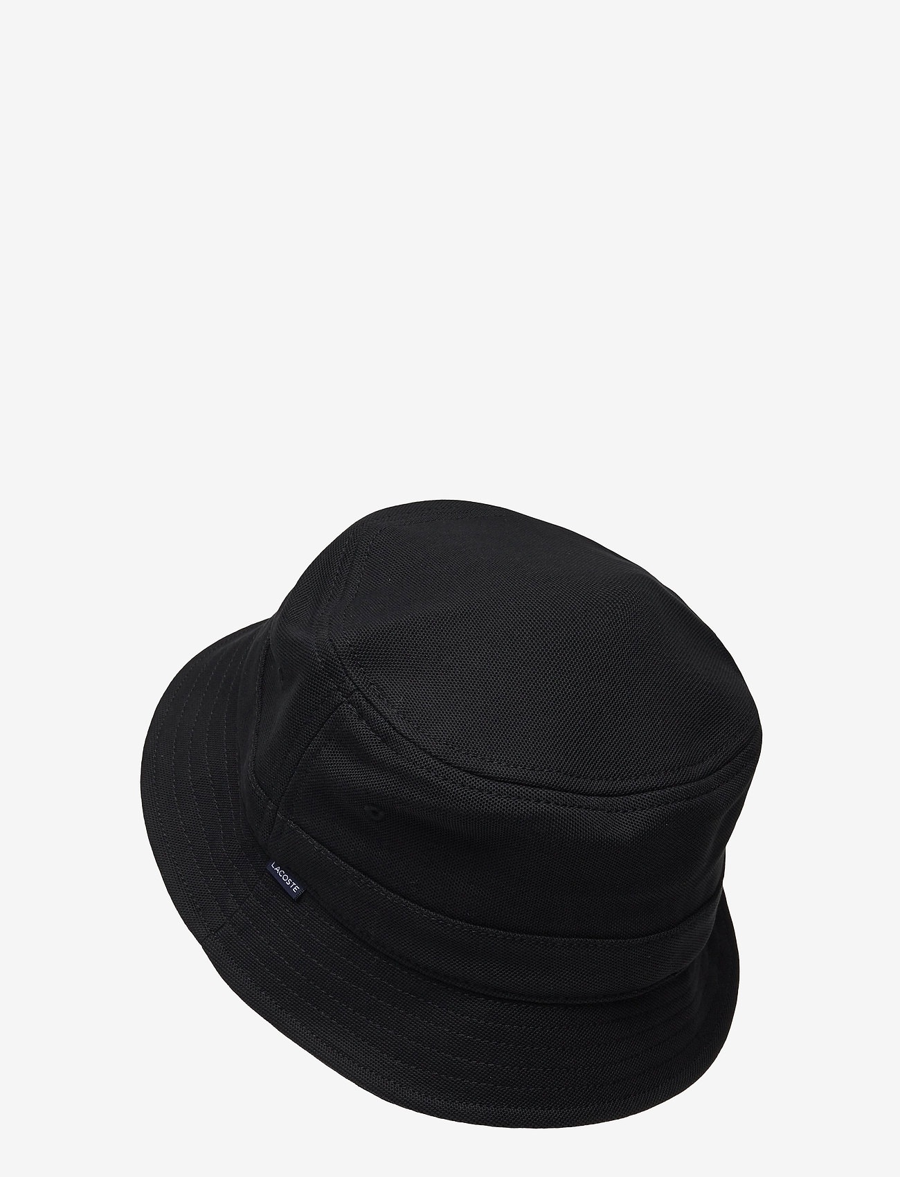 Lacoste - Cap - bucket hats - black - 1