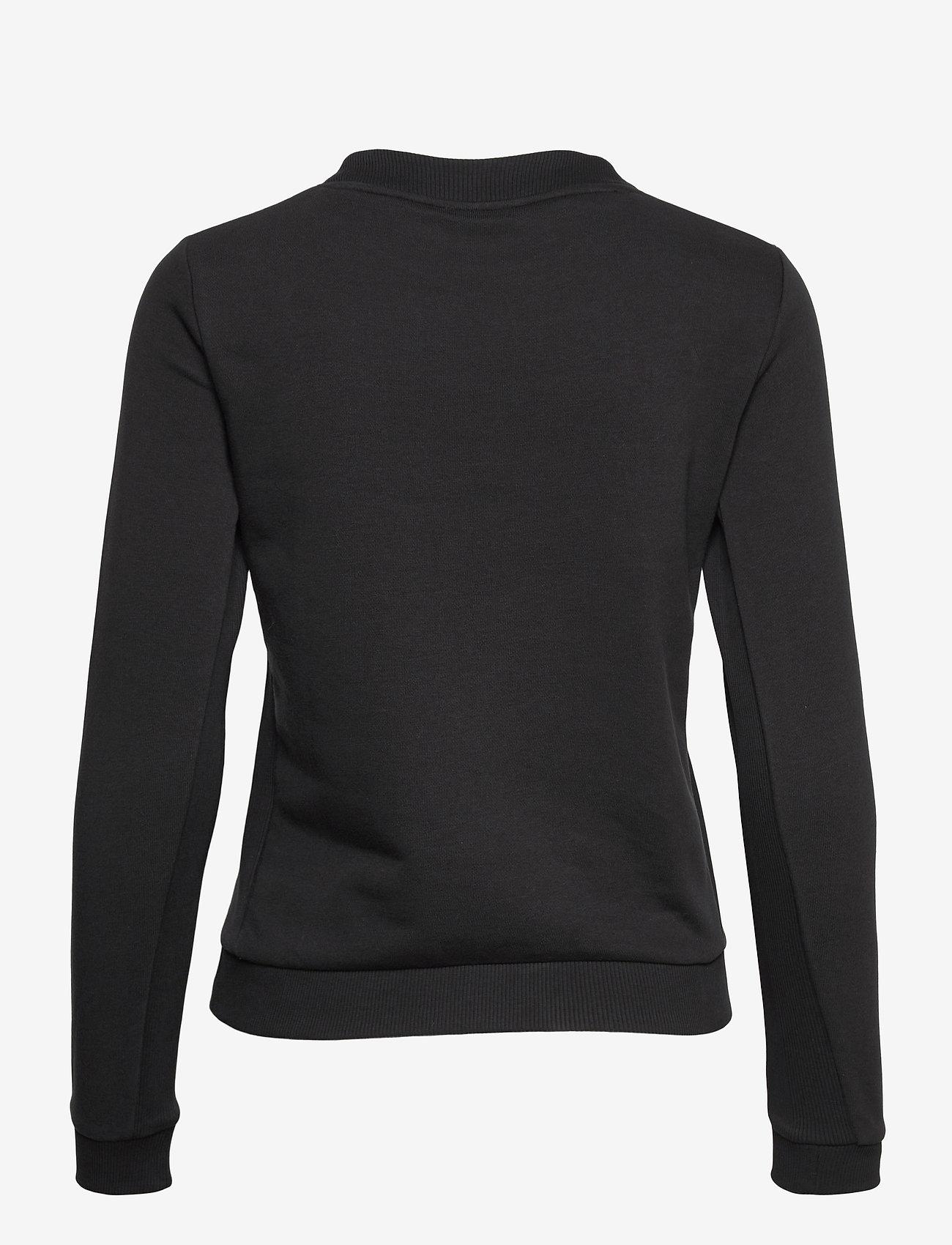 Lacoste - Women s sweatshirt - sweatshirts - black - 1