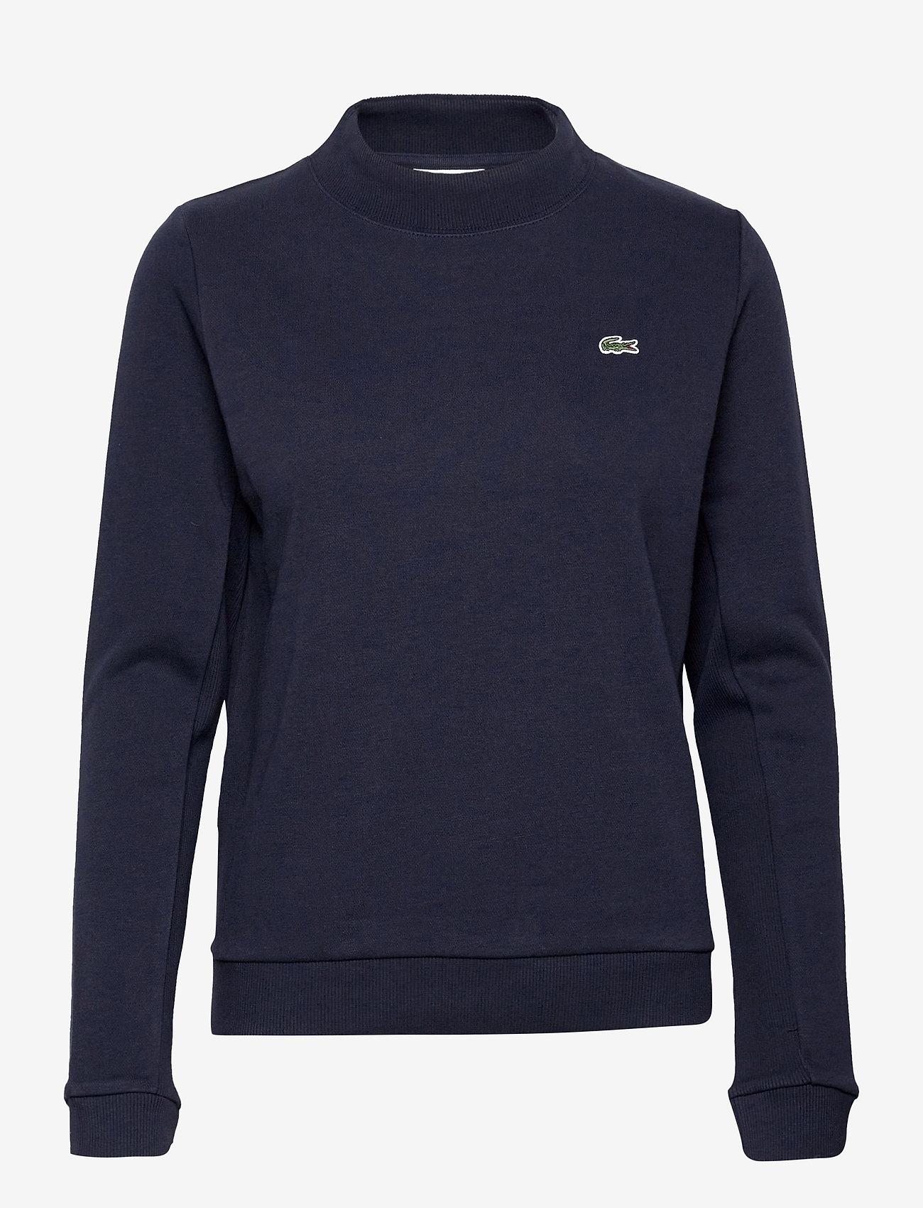 Lacoste - Women s sweatshirt - sweatshirts - navy blue - 0