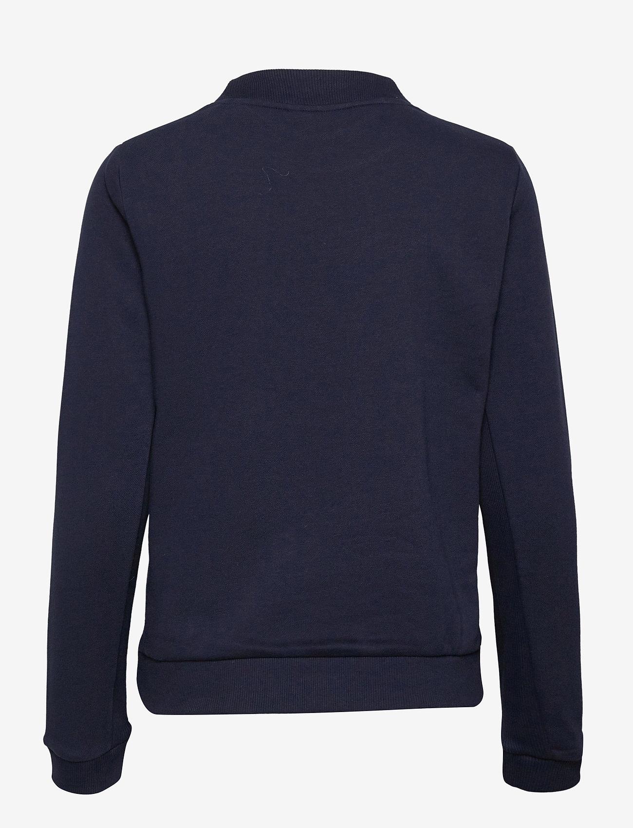 Lacoste - Women s sweatshirt - sweatshirts - navy blue - 1
