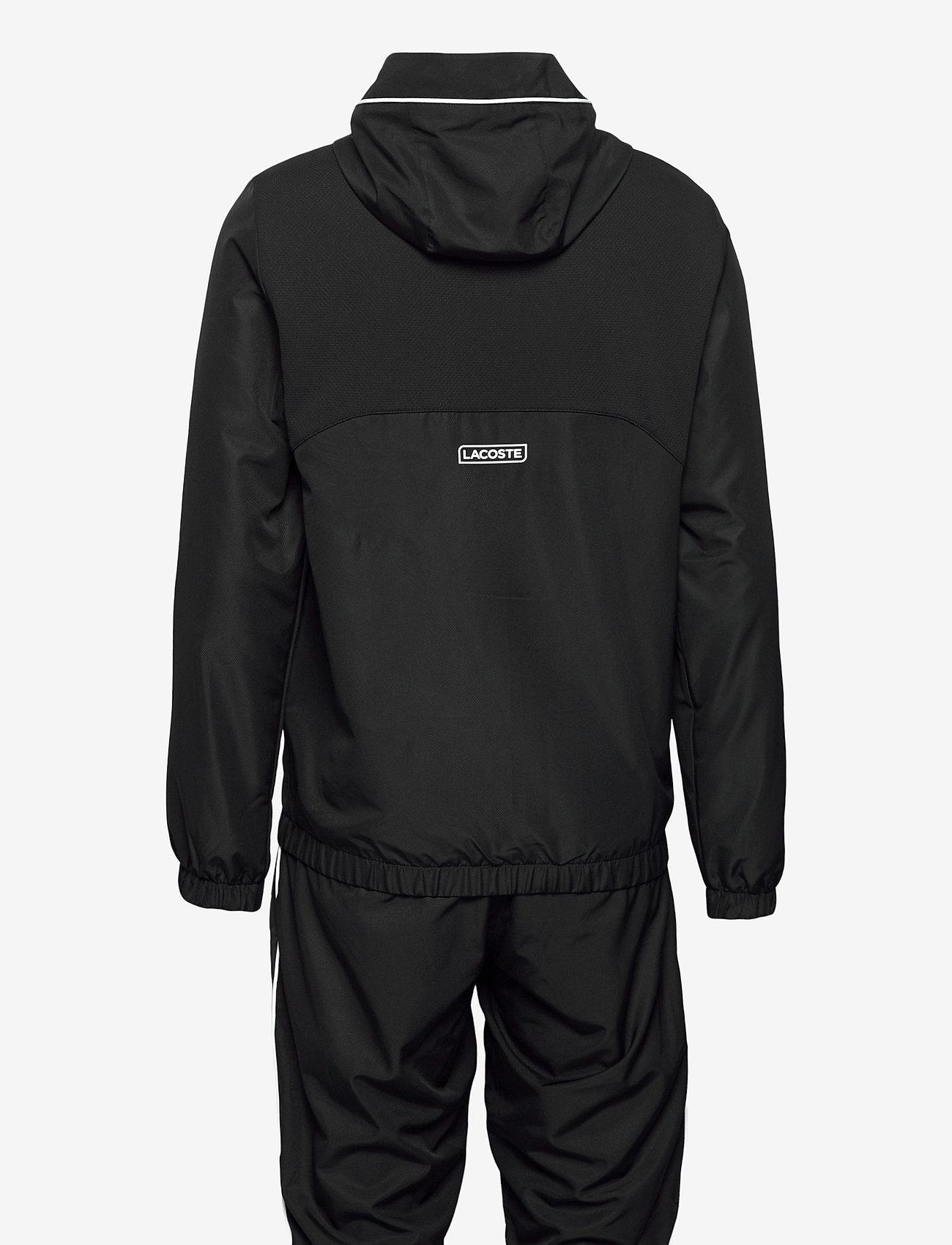 Lacoste - Men s tracksuit - træningsdragter - black/black-white-black - 1