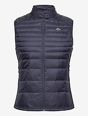 Lacoste - Women s jacket - puffer vests - navy blue/navy blue - 0