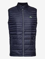 Lacoste - Men s jacket - golf jackets - navy blue/navy blue-navy blue - 0