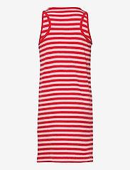 Lacoste - Children dress - jurken - redcurrant bush/bagatelle pink - 1