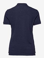 Lacoste - Womens S/S best polo - polohemden - navy blue - 1