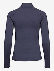 Lacoste - Women s sweatshirt - fleece - navy blue/navy blue - 1