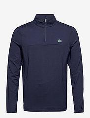 Lacoste - Men s sweatshirt - overdele - navy blue - 0