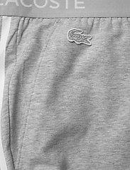 Lacoste - Pyjamas pants men - pyjama's - silver chine/white - 2