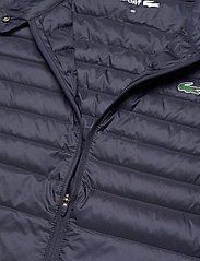 Lacoste - Women s jacket - puffer vests - navy blue/navy blue - 2