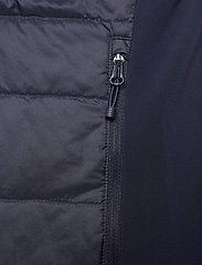 Lacoste - Women s jacket - puffer vests - navy blue/navy blue - 3
