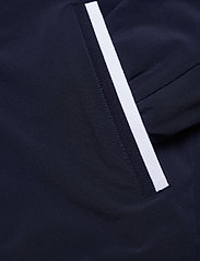 Lacoste - Men s jacket - golf jackets - navy blue/silver chine-white - 3