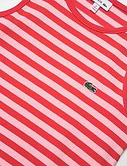Lacoste - Children dress - jurken - redcurrant bush/bagatelle pink - 2