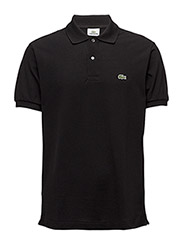 Lacoste Poloshirt short sleeves - BLACK