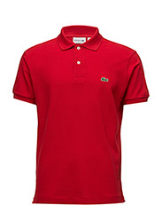 Lacoste Poloshirt short sleeves - RED