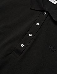 Lacoste - Women s S/S polo - polohemden - black - 2
