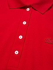 Lacoste - Women s S/S polo - polohemden - red - 2