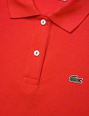Lacoste - Womens S/S best polo - polohemden - redcurrant bush - 2