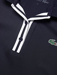 Lacoste - Women s S/S polo - polo's - navy blue/white-navy blue - 4
