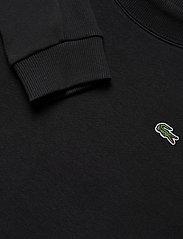 Lacoste - Women s sweatshirt - sweatshirts - black - 2