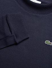 Lacoste - Women s sweatshirt - sweatshirts - navy blue - 2