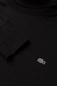 Lacoste - TEE-SHIRT&TURTLE NECK - golfy - black - 2