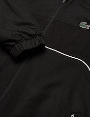 Lacoste - Men s tracksuit - træningsdragter - black/black-white-black - 4