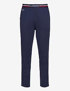 Pyjamas pants men - underdele - navy blue