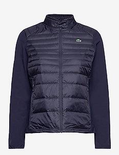Women s jacket - golf jackets - navy blue/navy blue