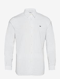 Mens shirt - chemises basiques - white