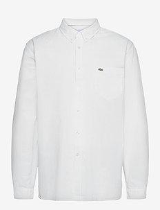 Mens shirt - basic shirts - white