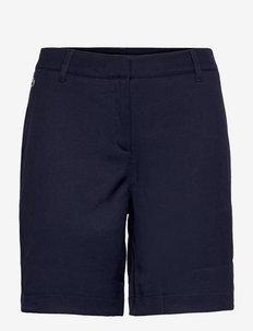 Women shorts - short de golf - navy blue/navy blue