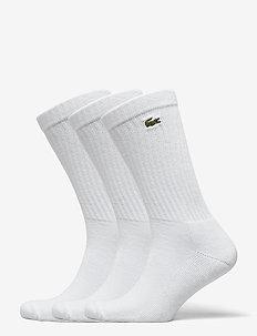 Socks - kousen - white/white-white
